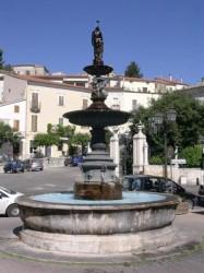 Fontana Venere di Giulia Farnese –  San Valentino in Abruzzo Citeriore