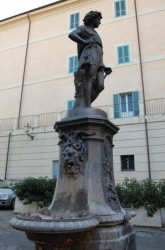 Fontaine l'été di S.Domitilla – Terracina