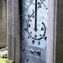 Portes de chapelles sépulcrales (2)  - Division 70 - Cimetière du Père Lachaise - Paris (75020) - Image12