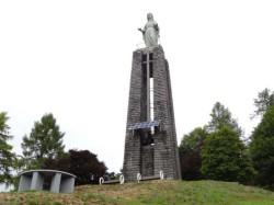 Statue Notre-Dame de la Paix – Cornimont