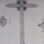 Ornements et croix - Division 56 -  Cimetière du Père Lachaise - Paris (75020) - Image2