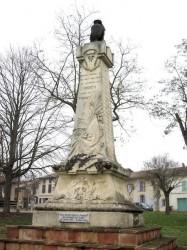 Monument aux morts – Larrazet