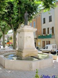 Fontaine L'Été – Ginasservis