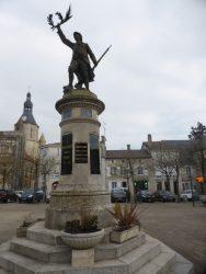 Monument aux morts  – Civray