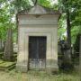 Portes de chapelles sépulcrales - Division 17 - Cimetière du Père Lachaise - Paris (75020) - Image4