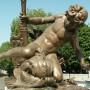 L'enfant au crabe - Pont Alexandre III - Paris (75008) - Image2