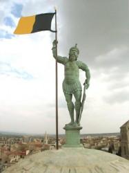 L'Homme de bronze – Arles