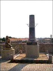 Monument aux morts – Saint-Vincent-sur-Jard