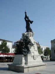 Monument du siège de 1544 – Saint-Dizier