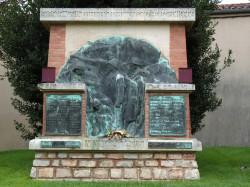 Monument aux morts 1914-1918 – Allées du Ravelin – Sorèze