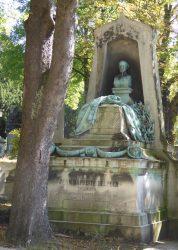 Monument Jean-Baptiste Delpech- Cimetière du Père Lachaise – Paris (75020)