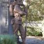 Monument aux soldats morts pendant le siège de 1870 - Père Lachaise - Paris (XXe) - Image1