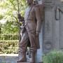 Monument aux soldats morts pendant le siège de 1870 - Père Lachaise - Paris (XXe) - Image2