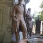 Monument aux soldats morts pendant le siège de 1870 - Père Lachaise - Paris (XXe) - Image4