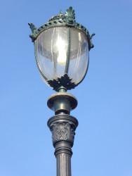 Réverbères (8) – Jardin du Palais-Royal – Paris (75001)