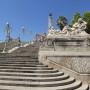 Escalier de la gare Saint-Charles - Marseille - Image30