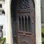 Portes de chapelles sépulcrales (2)  - Division 70 - Cimetière du Père Lachaise - Paris (75020) - Image10