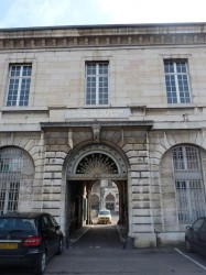 Portes de l'ancien arsenal – Rue de l'Orme de Chamars – Besançon