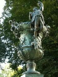 Allégorie de l'automne – vase – Bourges