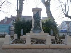 Monument aux morts – Ornans