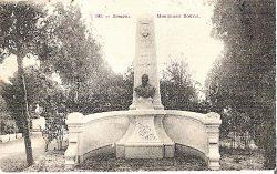 Monument à Auguste Bouvet – Romans