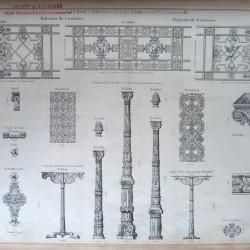 DUC_VO_PL061_F145 – Balcons et ornements