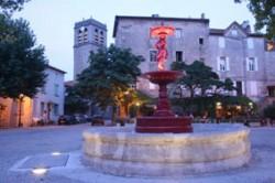Fontaine –  Antraigues-sur-Volane