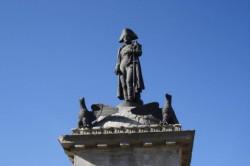 Statue de Napoléon – Stainville