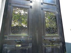 Panneaux de porte – Montreuil-sur-Mer