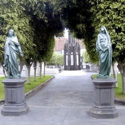 Saint Jean et Mater Dolorosa – Cementerio municipal – Las Palmas de Gran Canaria