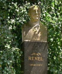 Monument à Jean Revel – Rouen (fondu) (remplacé)