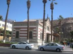 Marquise de la douane – Arica