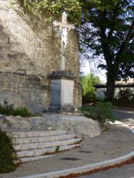 Christ en croix – Montpezat-de-Quercy