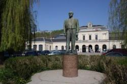 Statue de Raymond Poincaré – Bar-le-Duc