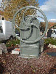 Pompe à chapelet – Saint-Jean-Saint-Maurice-sur-Loire