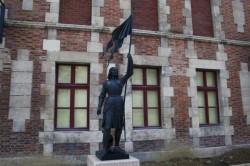 Statue de Jeanne d'Arc – Bar-le-Duc
