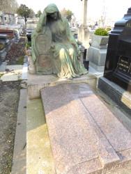 Tombe de la famille Black – Le Goff – Cimetière du Père-Lachaise – Paris (75020)