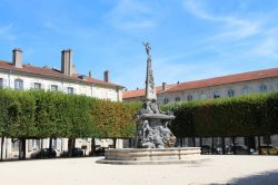 Fontaine d'Alliance – Place d'Alliance – Nancy