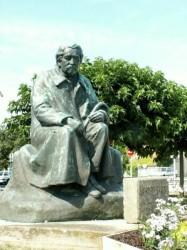 Monument à Aristide Briand – Ouistreham-Riva-Bella