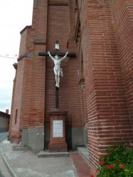 Croix de mission – Rue Émile Zola – Caraman