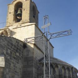 Croix de l'ancien cimetière – Noves