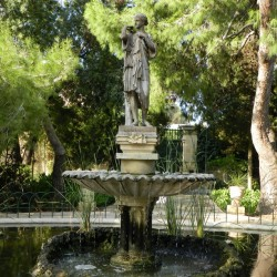 Diane de Gabies – San Anton Gardens – Attard – Malte