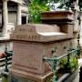 Ornements de sépulture (entourages) - Division 92 - Cimetière du Père Lachaise - Paris (75020) - Image2
