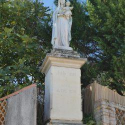 Vierge-mère – Saint Amans- Molières