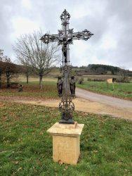 Croix de dévotion ou de carrefour – Échevronne