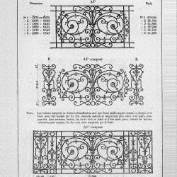 CAP_PL0037 – Balcons de croisées