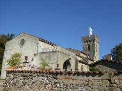Vierge – Viviers-lès-Montagnes