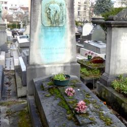 Tombe Germain – Cimetière du Père-Lachaise – Paris (75020)