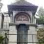 Portes de chapelles sépulcrales  - Division 18 - Cimetière du Père Lachaise - Paris (75020) - Image13