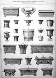 VO2_PL501bis – Vases, coupes, corbeilles, jardinières et cache-pots
